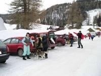 Titelbild des Albums: Schneeschuhwanderung 19.02.2005