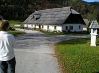 Titelbild des Albums: Bodental ,Klagenfurter Hütte am 13.10.2007