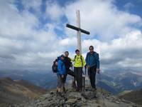 Titelbild des Albums: Südtirol => Schafberg 2935 Hm. => Furkl Hütte 2153 Hm. 26.09.2013