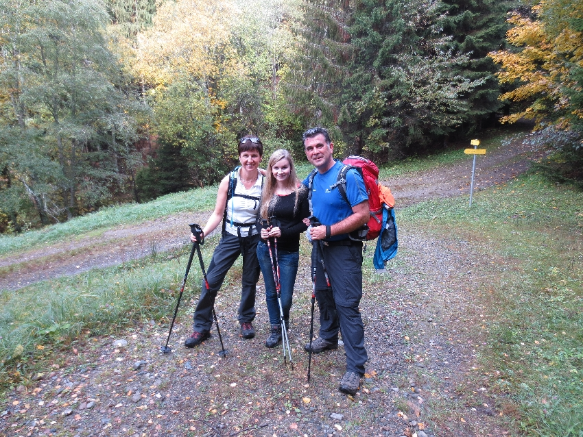 Bilder der Sektion Wandern :: Pernegg => Rennfeld , Ottokar