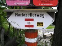 Titelbild des Albums: Mariazell von 14. -15.06.2007