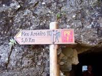 Titelbild des Albums: Madeira  Nr 30 Pico do Arieiro am 16.10.2009