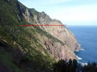 Titelbild des Albums: Madeira Nr .14 Küstensteig sehr Ausgesetzt am 20.10.2009