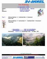 Titelbild des Albums: Hochschwab 04.09.2004